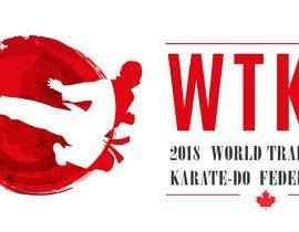 #322 cho 2018 WTKF logo bởi misschroma