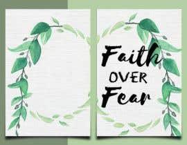 #50 for Faith Over Fear Book Cover by LaGogga