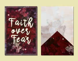 #30 for Faith Over Fear Book Cover by Dougrx