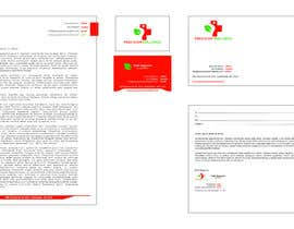 #2 cho Design letterhead , business card , email signature and envelope bởi SimoneMRS