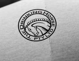 "#50 untuk Design a Logo for ""THE DRINKING HORSE PTY LTD"" oleh christiandy94"