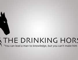 "#48 untuk Design a Logo for ""THE DRINKING HORSE PTY LTD"" oleh adriankralic"