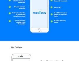#25 for Design a Website Mockup for an app platform by developer97
