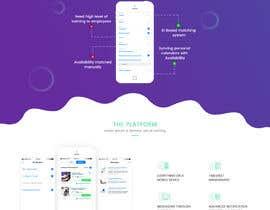 #23 for Design a Website Mockup for an app platform by sudpixel