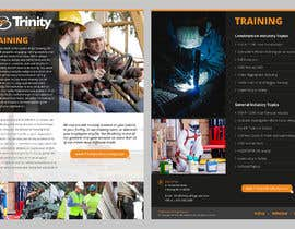 #51 untuk Design Multiple Brochures for a Safety Consulting Company oleh AthurSinai