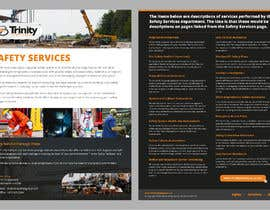 #60 untuk Design Multiple Brochures for a Safety Consulting Company oleh AthurSinai
