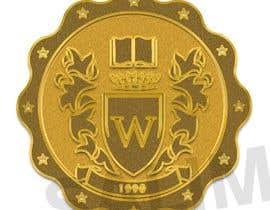 #8 untuk make my logo into gold foil oleh damiimad