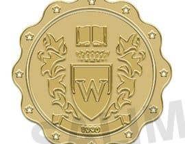 #13 untuk make my logo into gold foil oleh damiimad