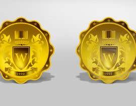 #32 untuk make my logo into gold foil oleh artkrishna