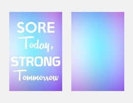 #20 untuk Sore Today, Strong Tomorrow Book Cover oleh Iwillnotdance