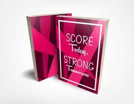 #47 for Sore Today, Strong Tomorrow Book Cover by Iwillnotdance