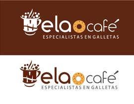 #34 untuk Diseñar un logo para un cafe/galletería oleh Reamonhossain