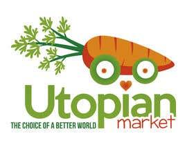 Nro 59 kilpailuun Improve our SuperMarket Logo käyttäjältä TimSor