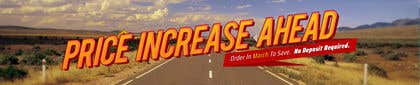 Image de                             Website Banner - Price Rise Ahea...