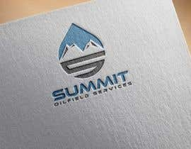 Nro 17 kilpailuun I need a logo for my new company! the name is summit oilfield services, and we are mechanics and welders that repair oilfield service rigs and equipment. I am looking for something that represents the name summit, and it needs to be kept fairly simple so  käyttäjältä kaygraphic
