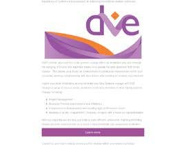 #3 for Newsletter Email template design -Mailchimp by serhiyzemskov