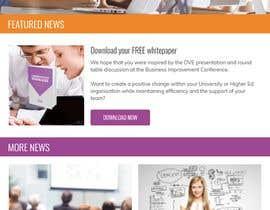 #6 untuk Newsletter Email template design -Mailchimp oleh vigneshhc