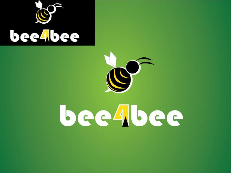 Конкурсная заявка №440 для Logo Design for bee4bee