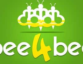 #537 para Logo Design for bee4bee de waqasmoosa