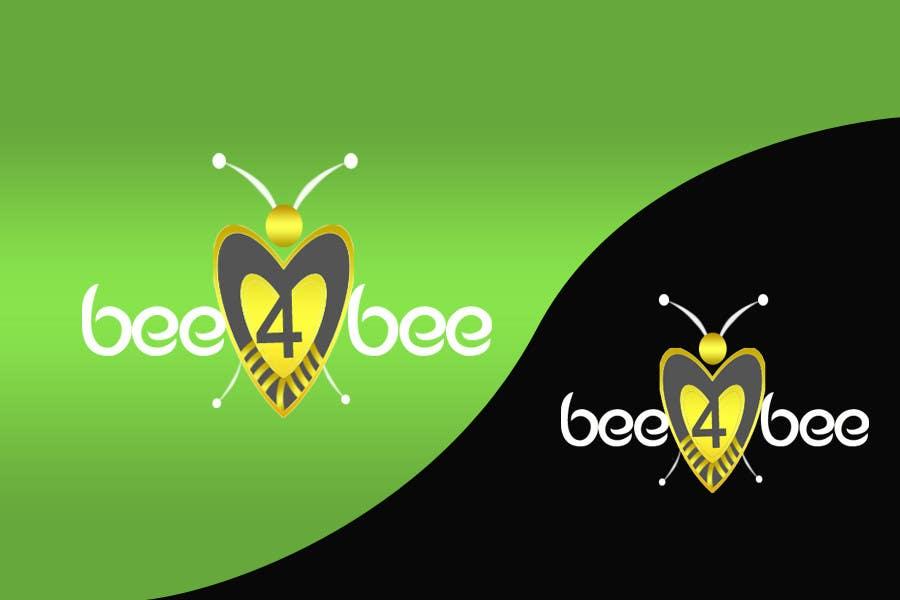 Конкурсная заявка №580 для Logo Design for bee4bee