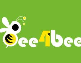 nº 681 pour Logo Design for bee4bee par Yutopia