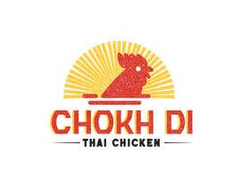 #247 for Design a modern Logo for a Thai chicken food truck by salmanabu