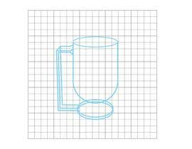Nro 5 kilpailuun External Design for Smart, Self Heating, Floating Mug for a Company named Zesteno käyttäjältä MartinReds