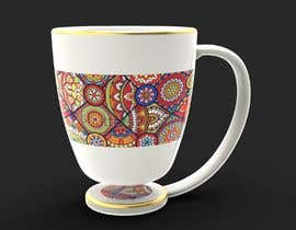 Nro 33 kilpailuun External Design for Smart, Self Heating, Floating Mug for a Company named Zesteno käyttäjältä ahmadnazree