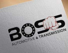 #27 for Boss automotive logo by meroc