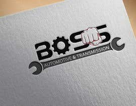 #33 for Boss automotive logo by meroc
