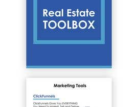 "#12 para Design a Document, ""Real Estate Toolbox"" de andmericano"