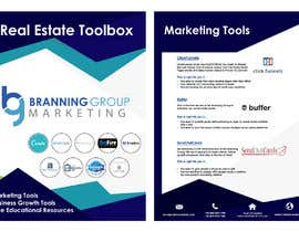 "#10 para Design a Document, ""Real Estate Toolbox"" de graphicsitcenter"