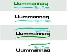 #6 for New logo for Uummannaq Fjord Tours af darkavdark