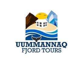 #46 untuk New logo for Uummannaq Fjord Tours oleh odiman