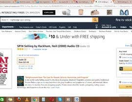 #3 for Find this audio book and send me the mp3 file: spin selling by Neil Rackham av TitinAlbina