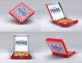 #7 για I need a very nice looking pizza box από yafimridha