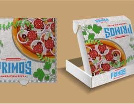 #5 για I need a very nice looking pizza box από vivekdaneapen