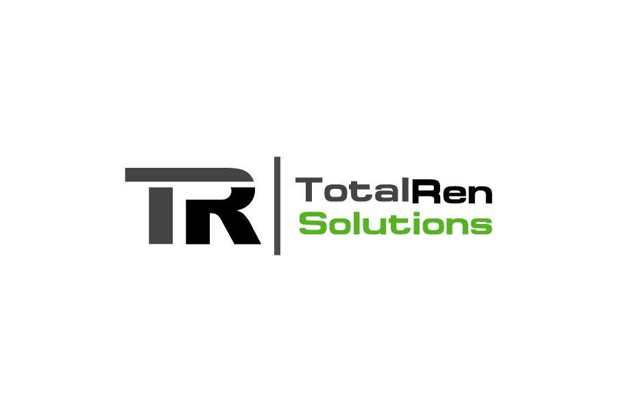 #93 for Logo Design for TotalRen Solutions by won7