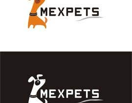 #43 for Designing the logo MEXPETS af mahinona4