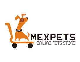 #47 for Designing the logo MEXPETS af mahinona4