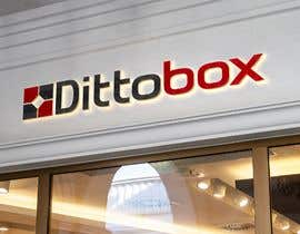 "#55 for Logo for the name ""Dittobox"" by amradz7"