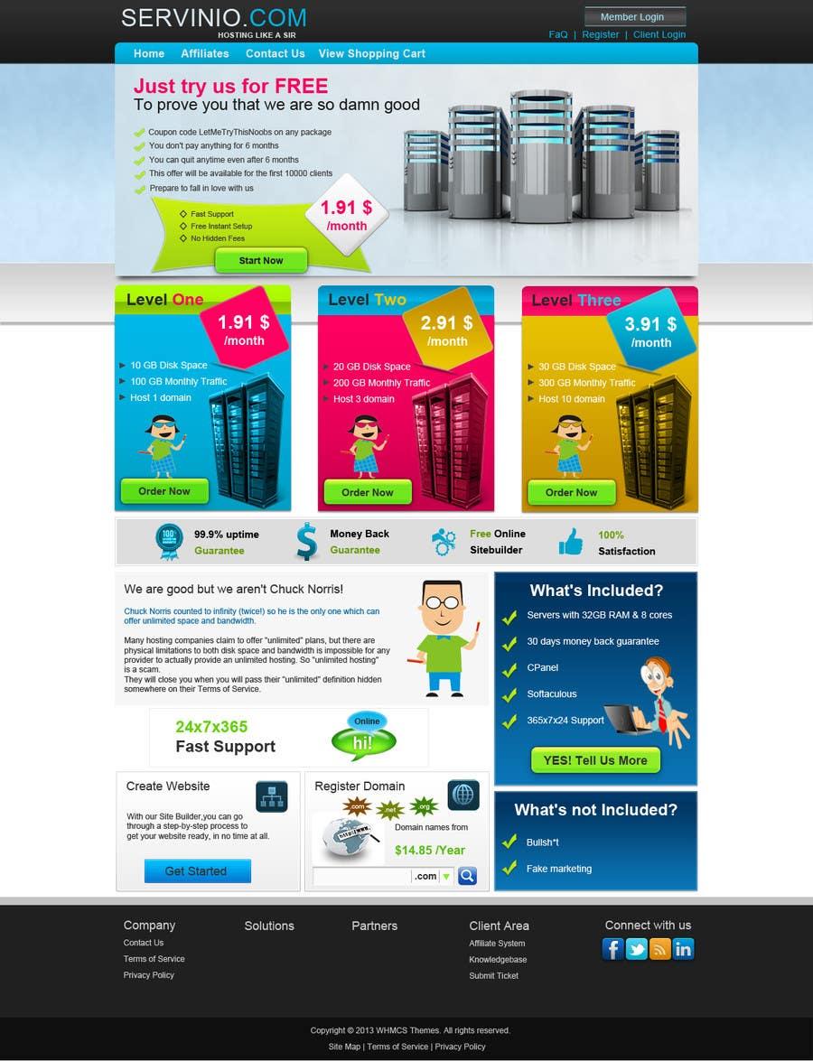 #20 for Website Design for servinio by pratama05