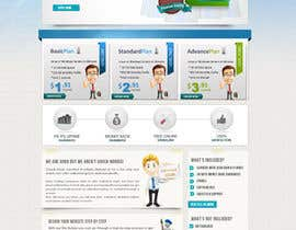 #24 for Website Design for servinio af kreativegraphic