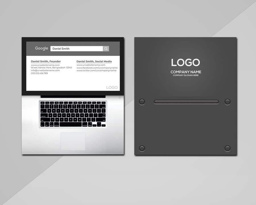 Entry 12 by iqbalsujan500 for design a notebook as a business design a notebook as a business card colourmoves Gallery