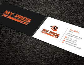 #318 for Design some Business Cards by nishat131201