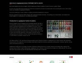#31 , Redesign existing website 来自 webidea12
