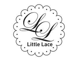 #45 for little lace logo for fabrics by rcoco