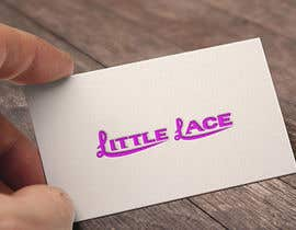 #43 for little lace logo for fabrics by ngraphicgallery