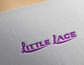 #44 for little lace logo for fabrics by ngraphicgallery