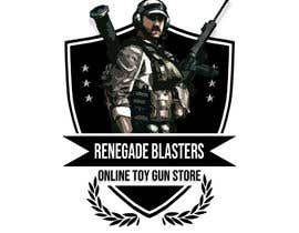#11 for Design a business logo for my company Renegade Blasters by Zestii
